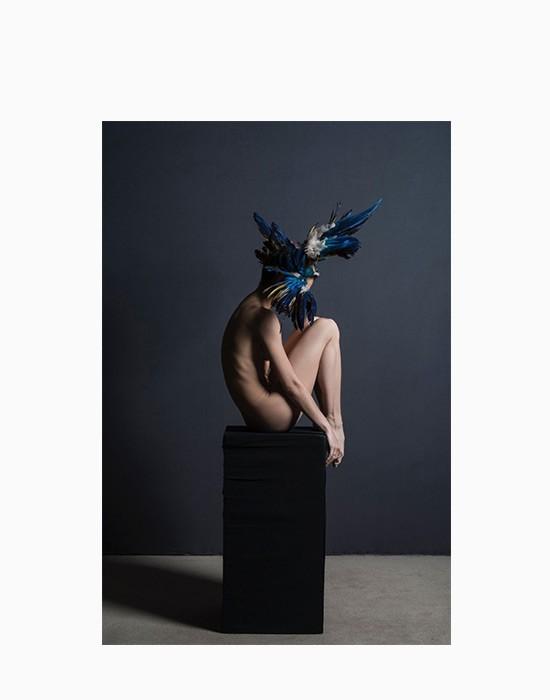 Mathilde Froustey, Nude