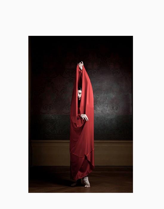 Mari-Agnes Gillot, Danseuse Etoile de l'Opéra de Paris