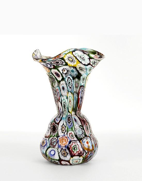 """""""Millefiori"""" vase Murano"""