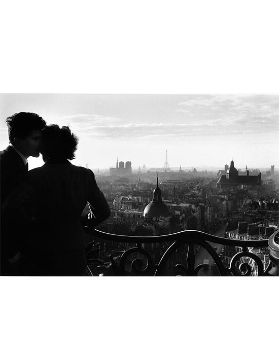Les amoureux de la Bastille Ronis
