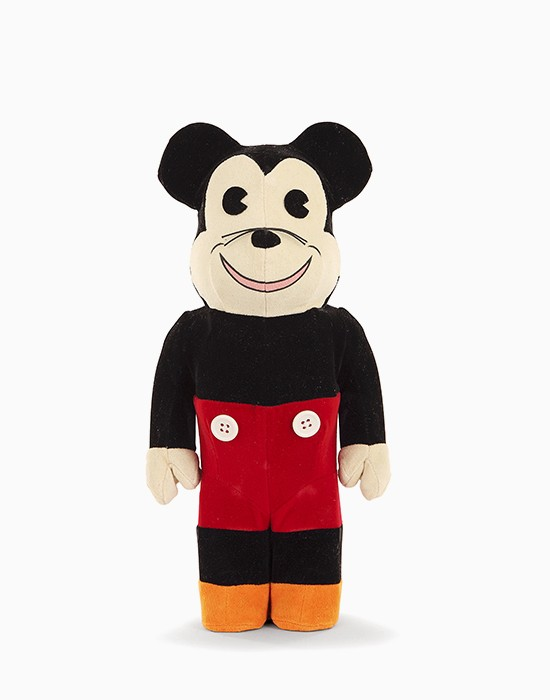 Be@rbrick 400% Mickey Mouse