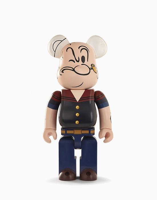 Bearbrick 400% Popeye