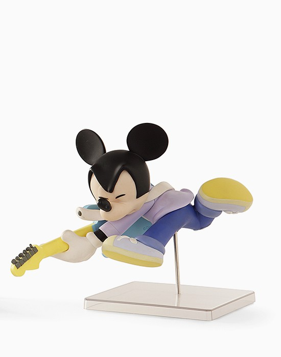 Mickey Mouse Grunge