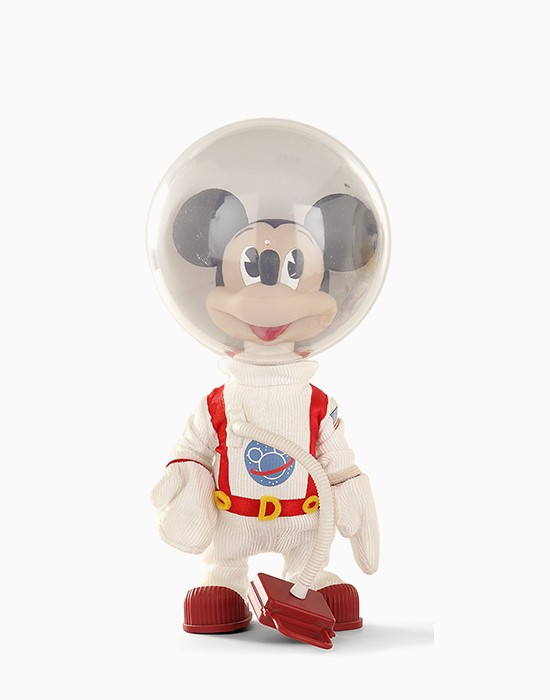 Mickey Mouse Astronaute