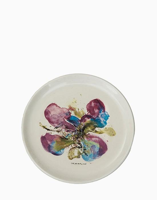 L'Orchidée Zao Wou KI