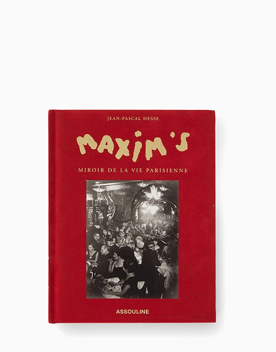 Livre Maxim's