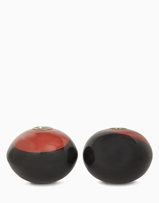 Paire de vases boules